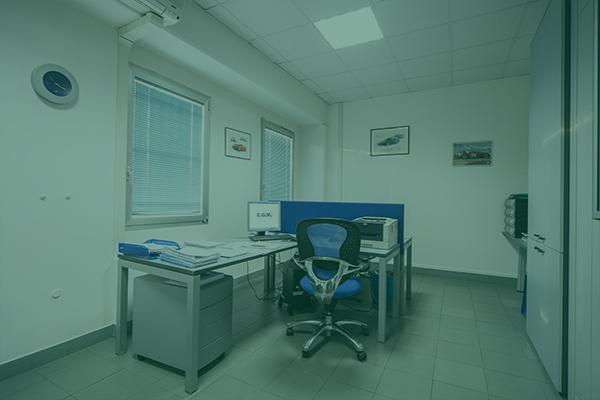 Home baggiovara modena c g m srl for Uffici operativi