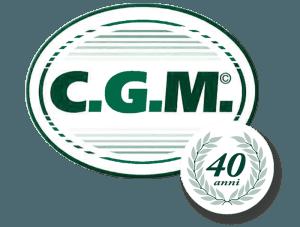 C.G.M - LOGO