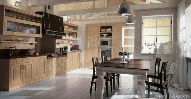 cucine di massello