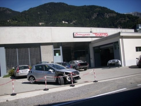 ingresso carrozzeria