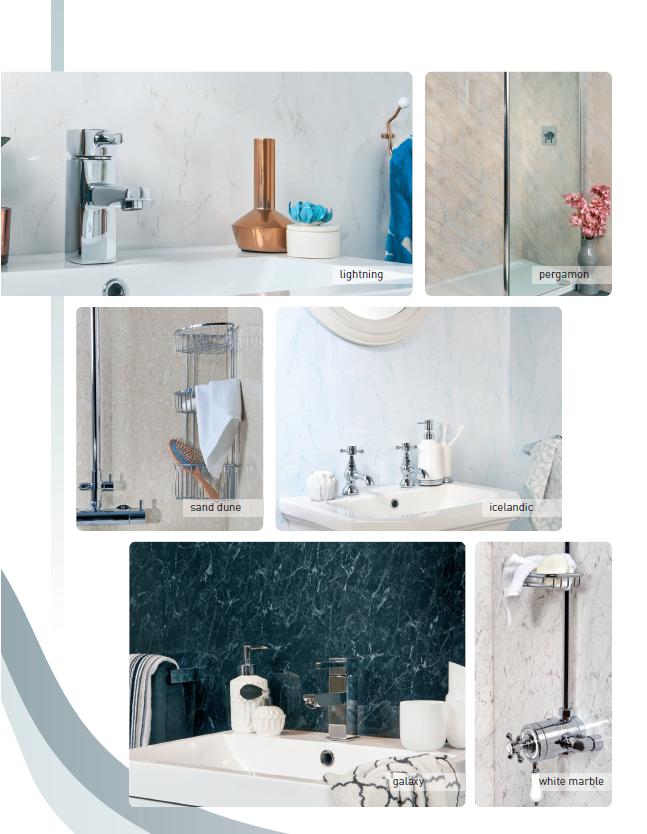 Bathroom paneling | Devon & Cornwall Windows Ltd