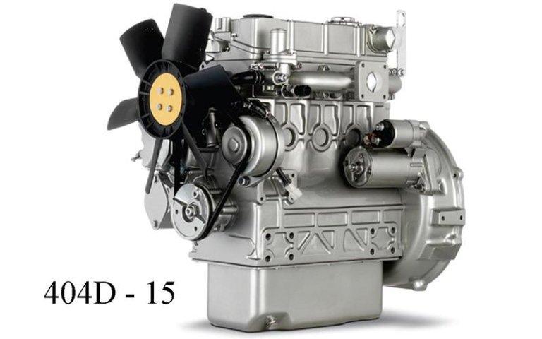 Motore Perkins 404D-15