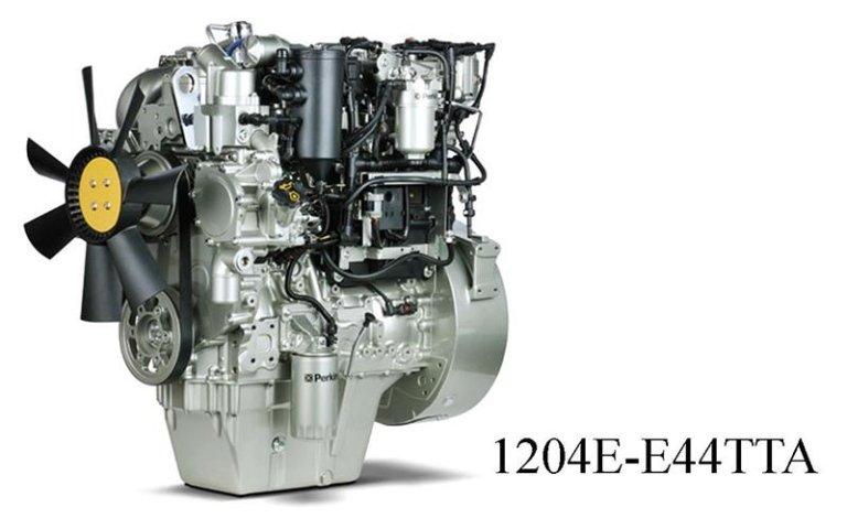 Motore Perkins 1204E-E44TTA