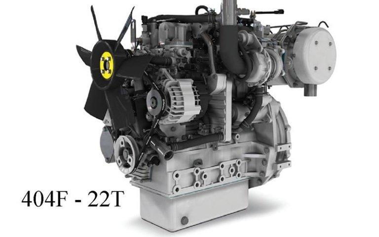 Motore Perkins 404F-22T