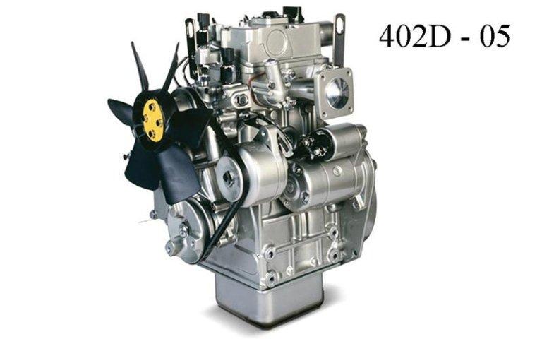 Motore Perkins 402D-05