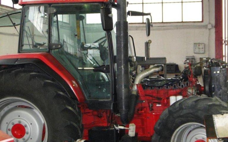 Ricambistica per macchine agricole