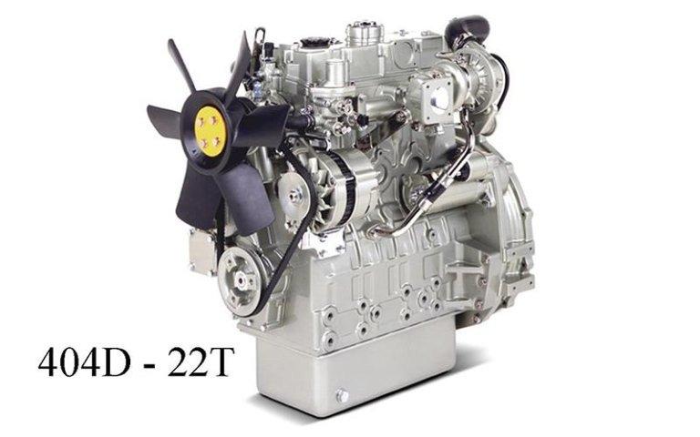 Motore Perkins 404D-22T