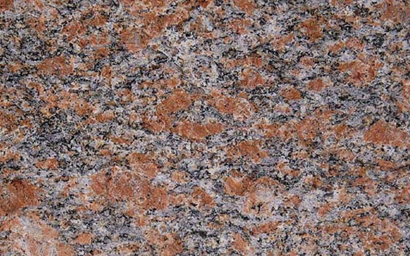 granito rosso perla india