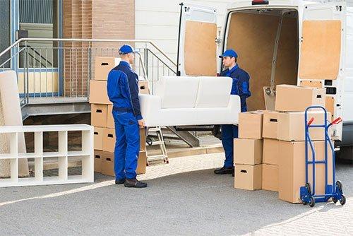 Commercial Moving Company Amherst, NY