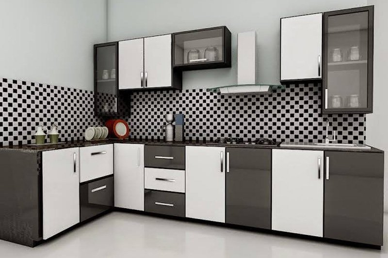 Refreshing kitchen color ideas lario modular kitchen Modular kitchen design colors