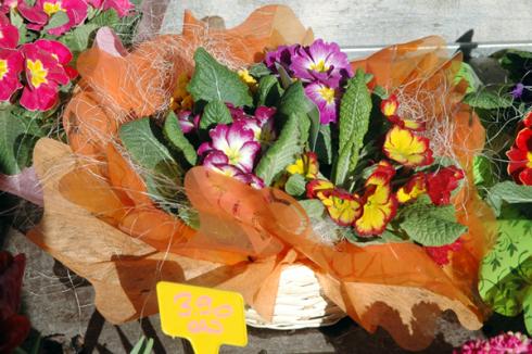 vendita decorazioni floreali