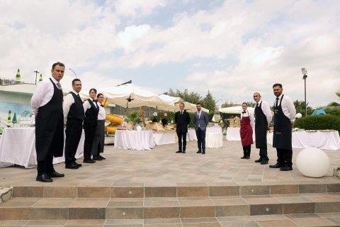 Villa La Quercia - Cerimonie all'aperto