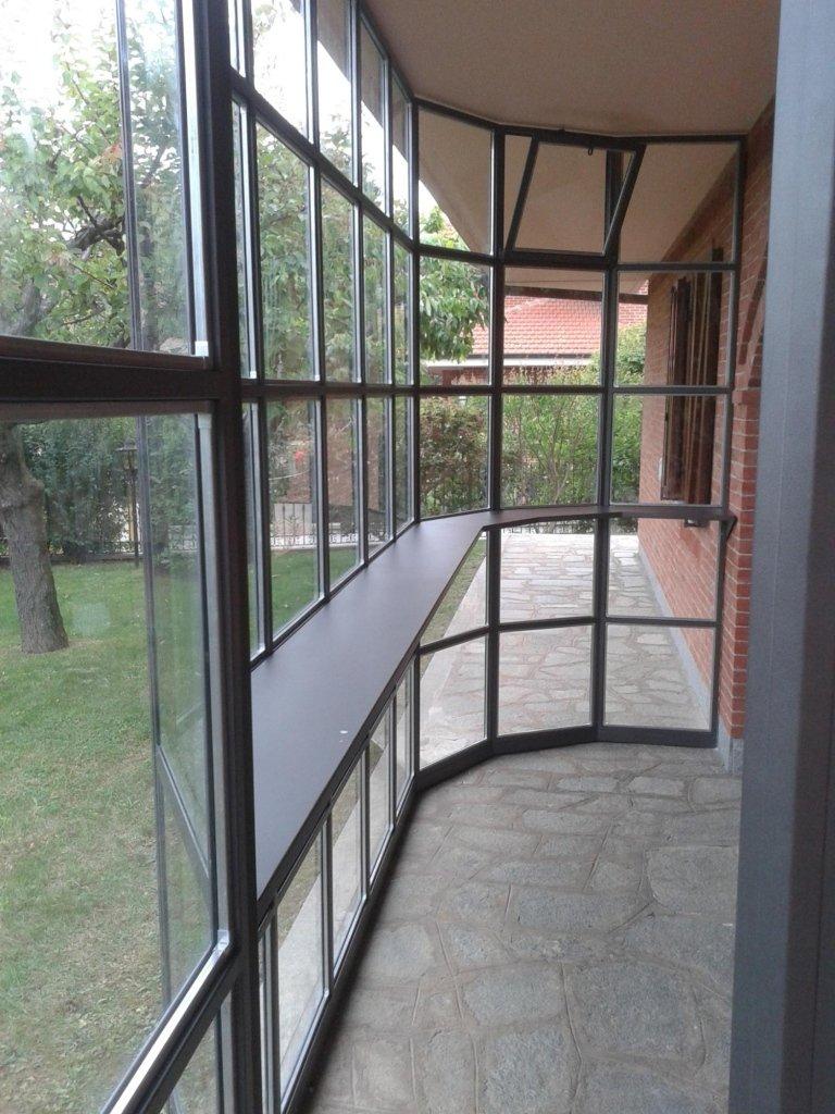 veranda modulare