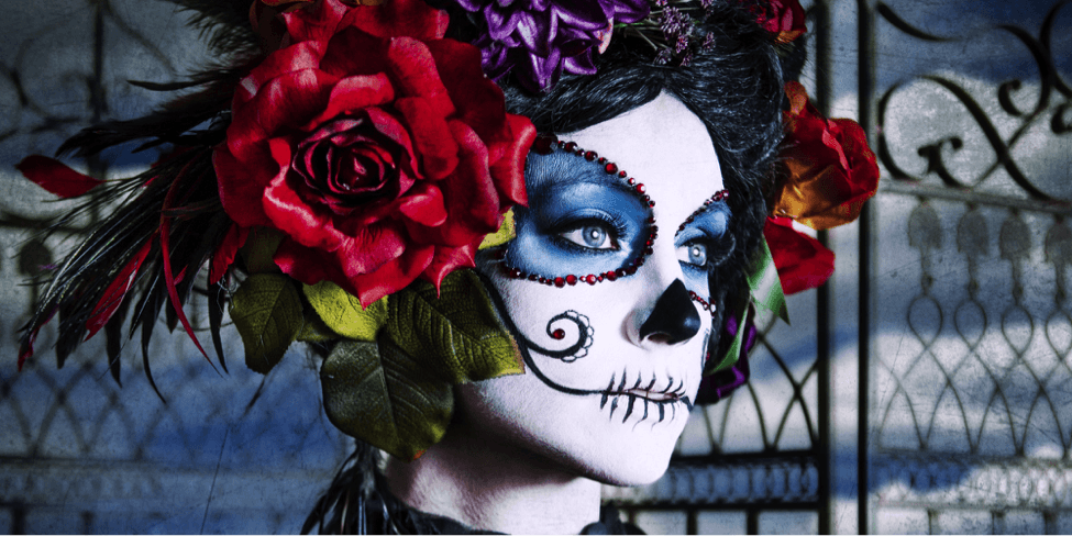 Day Of The Dead Known As Dia De Los Muertos In Spanish Is Celebrated Mexico Between October 31st And November 2nd On This Holiday Mexicans Remember