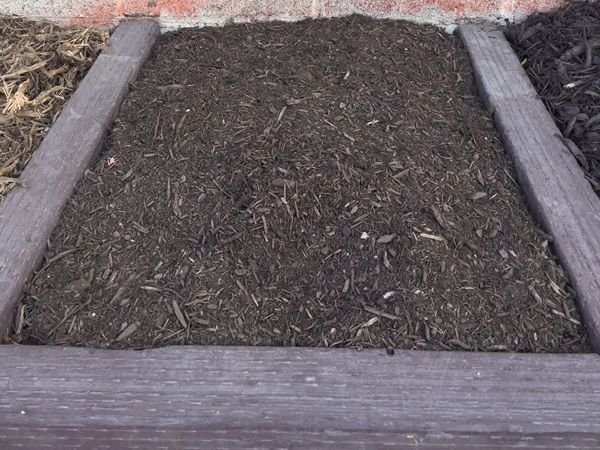 Dark Brown composted mulch for sale Salt Lake City - Mark's Lawn and Garden Supply