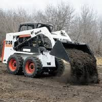 We can spread big or small load of topsoil fast!