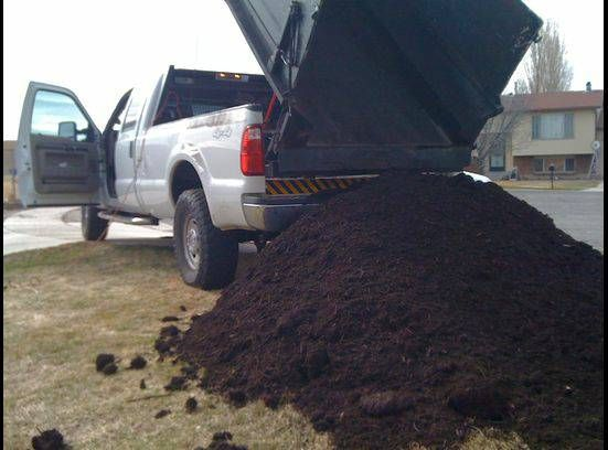 Medium size topsoil orders available (12-25 yards)