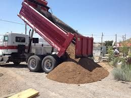 Screened Topsoil delivered in Salt Lake City Utah - Mark's Lawn and Garden Supply