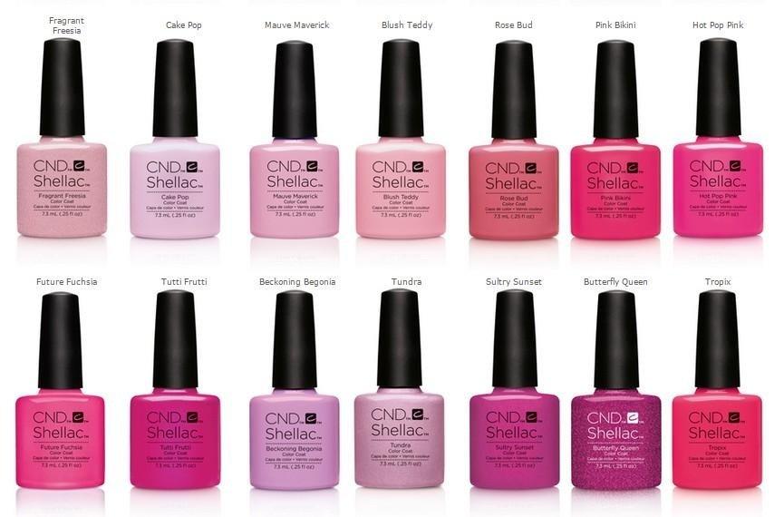 Calidum La Spezia Shellac nail polish