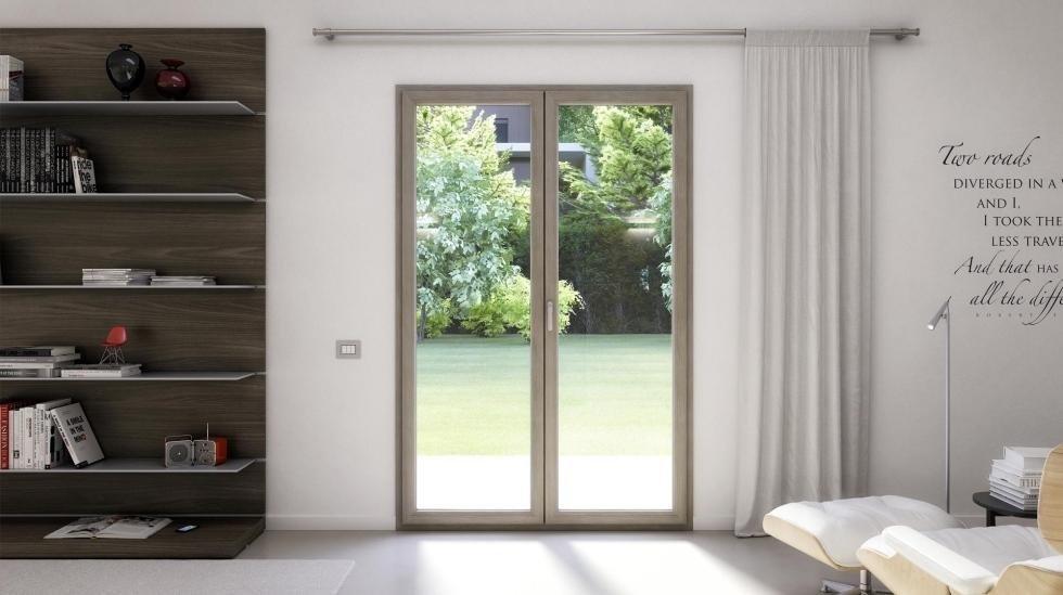 Serramenti in pvc vigevano gambol elettrotenda 2000 - Doppia finestra per isolamento acustico ...