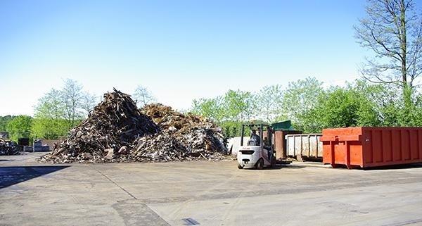 ritiro rifiuti metallici