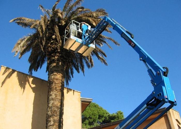 Piattaforme ragno per svolgere lavori in altezza
