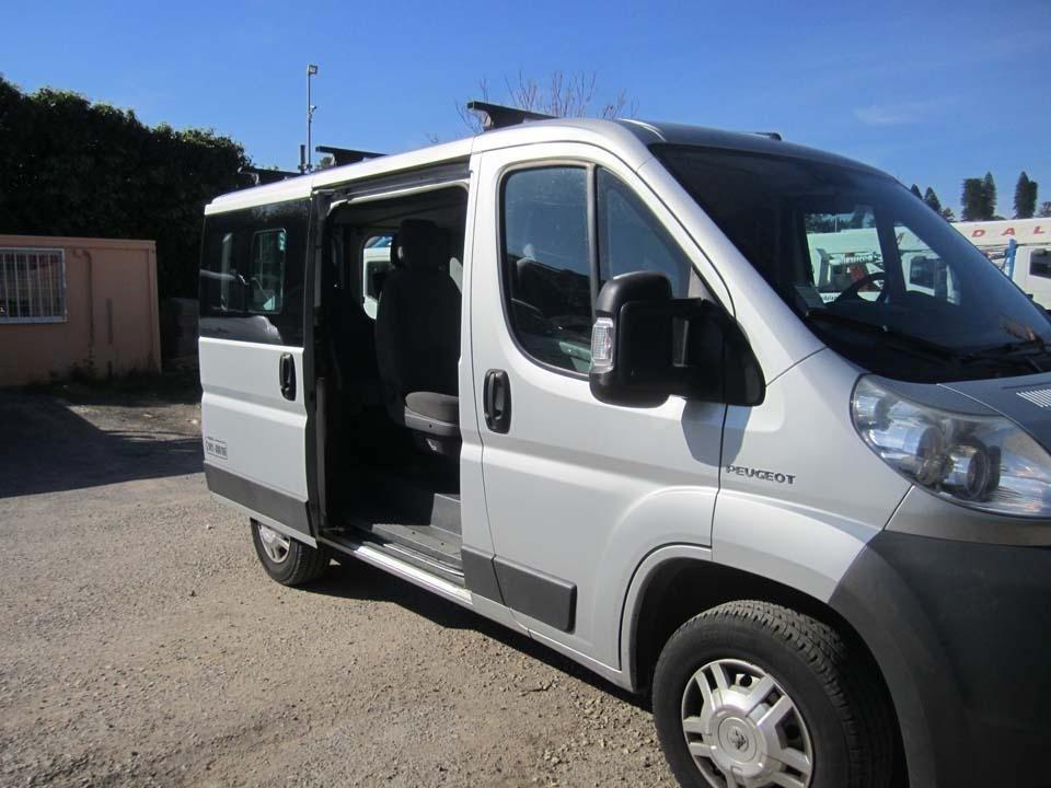 I minibus