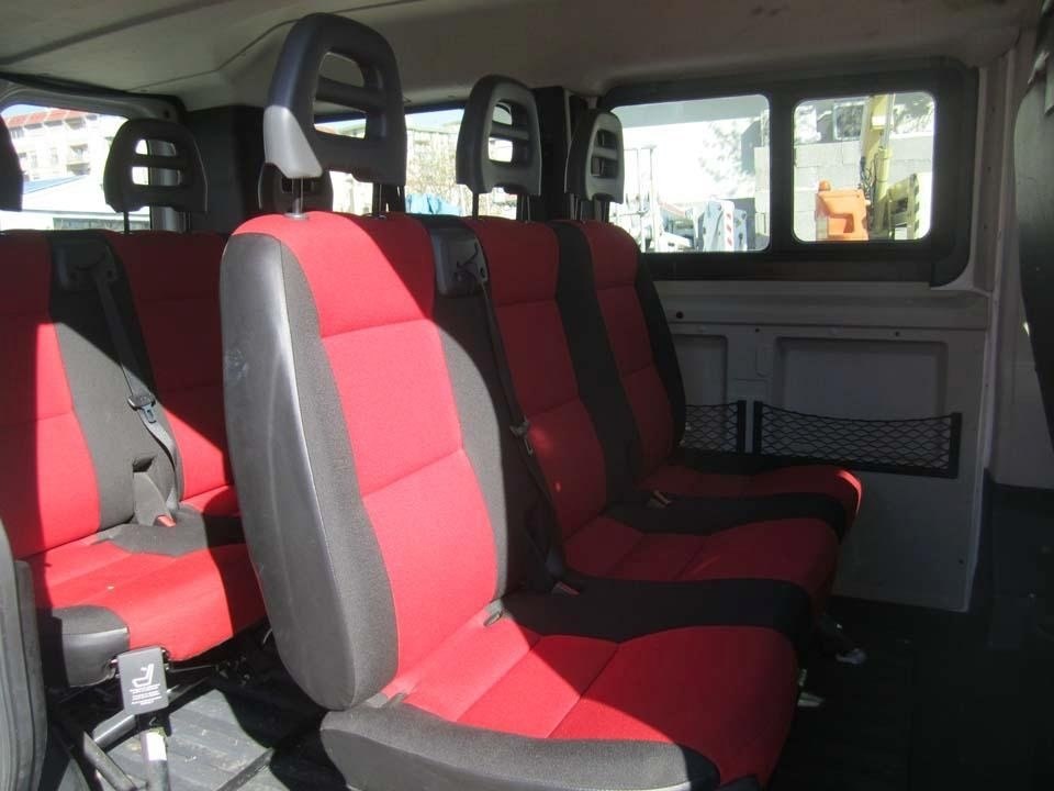 I nostri minibus