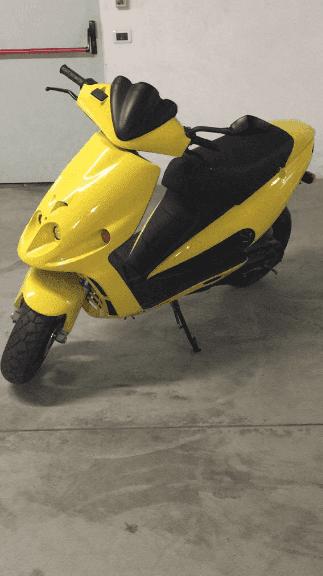 phantom giallo