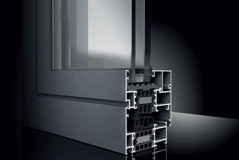 serramenti in alluminio a taglio termico