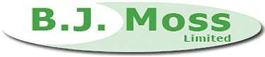 B.J. Moss Ltd Logo