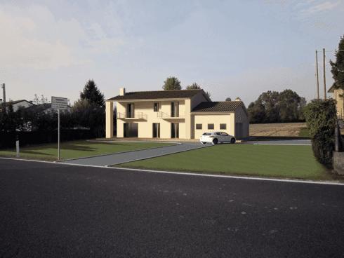 Avete sempre desiderato abitare in una villa tutta vostra? Affidatene la progettazione allo studio Monteforte.