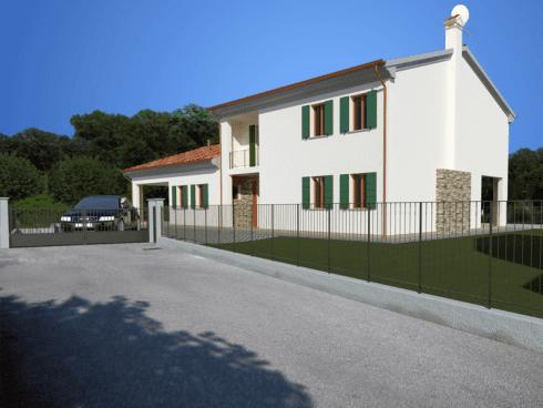 Per definire la ristrutturazione della vostra villa affidatevi allo studio tecnico Monteforte.