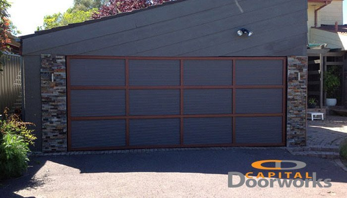 Tilt Doors Canberra Capital Doorworks