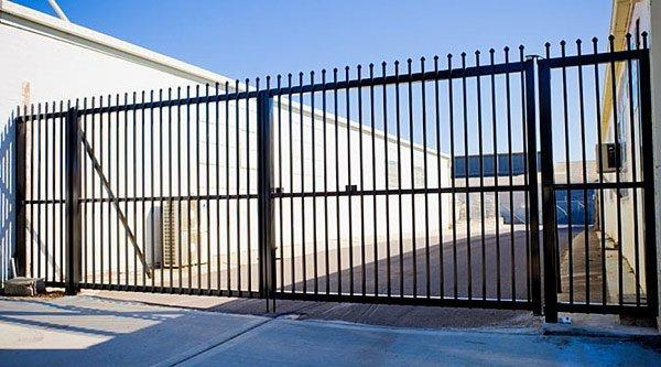 industrial gates tile