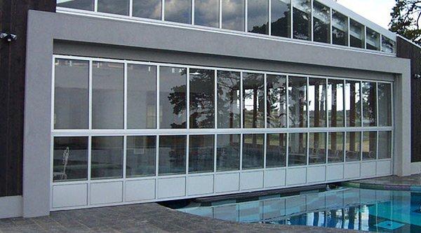 counterweight doors tile