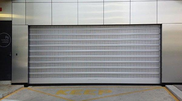 rapid close doors tile
