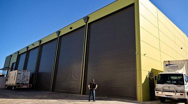industrial roller shutters tile