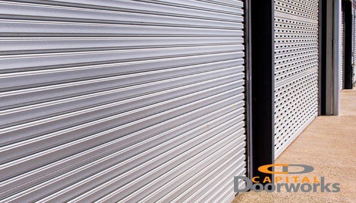 industrial roller doors. » & Industrial Roller Doors | Canberra | Capital Doorworks