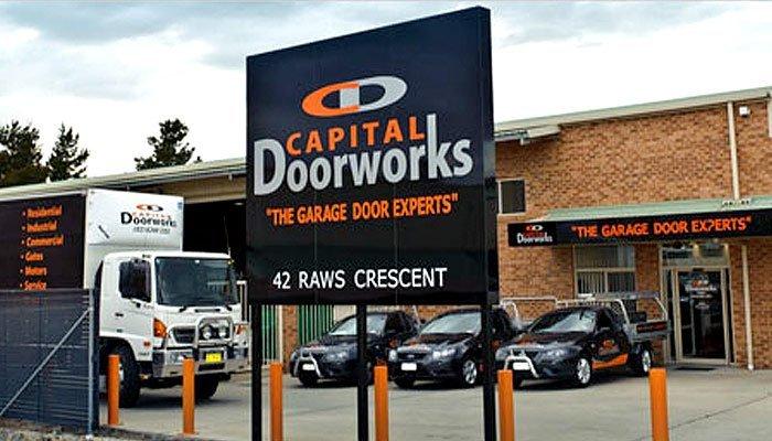 capital doorworks premises