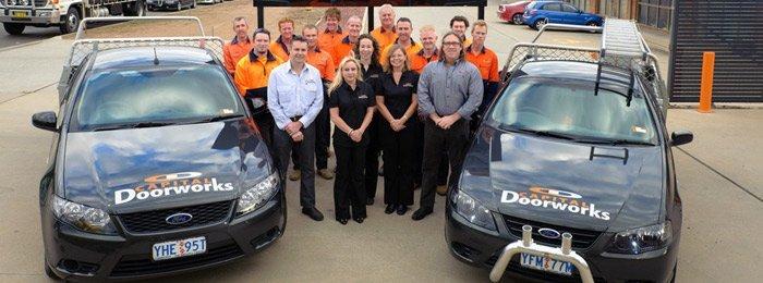 capital doorworks staff