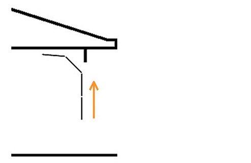 panel sectional door diagram