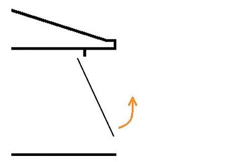 tilt door diagram
