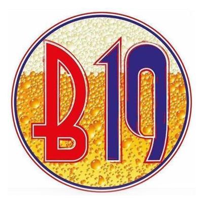 B19 RISTORANTE PIZZERIA PUB-LOG
