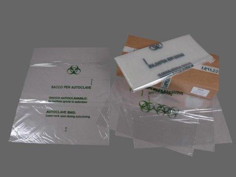 set sacchetti per autoclave