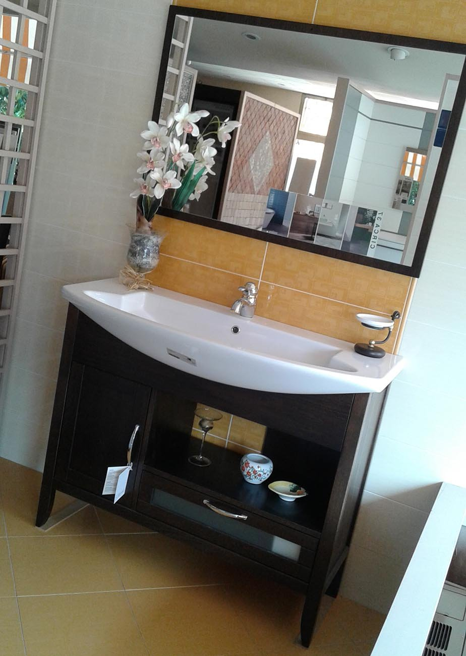 bagno rovere wenge