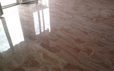 pavimentazione in marmo restauro