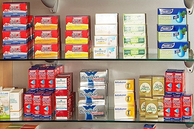 prodotti medicinali