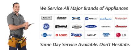 Waco Appliance Repair 254 349 2441