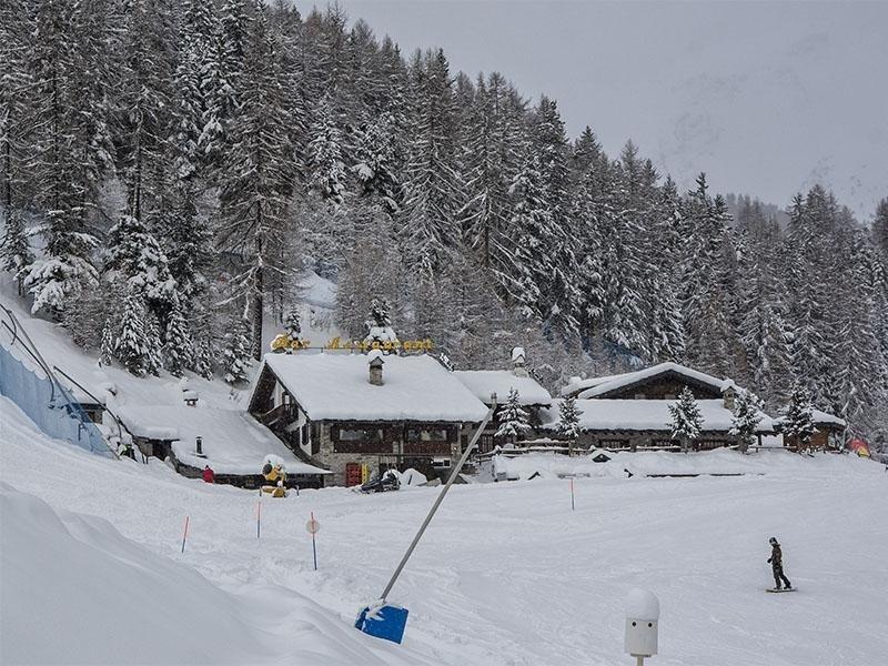 La Maison de Jean inverno